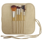 5pc Prof. Bamboo Brush Set